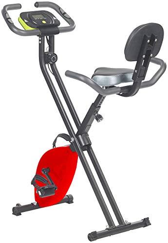Heimtrainer klappbar mit Rückenlehne für Senioren Bild 3*