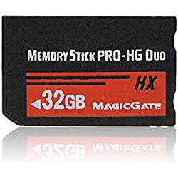 SODIAL 32 GB Cle USB Ms Pro Duo Hx Flash Carte pour Sony PSP Camera Cybershot