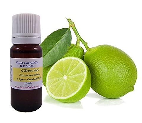 Huile Essentielle Citron Vert (Limette) 10ml