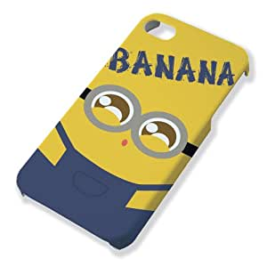 Coque pour iPhone 5 Minions Bob Banana (Moi moche et méchant) Chibi Kawaii by Fluffy chamalow - Chamalow Shop