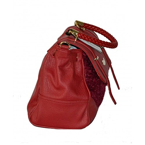 Borsa Blugirl By Blumarine rossa prezzo outlet - 50 %