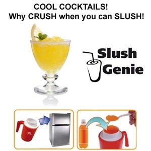 Slush Genie Slush-Cocktail-Maker