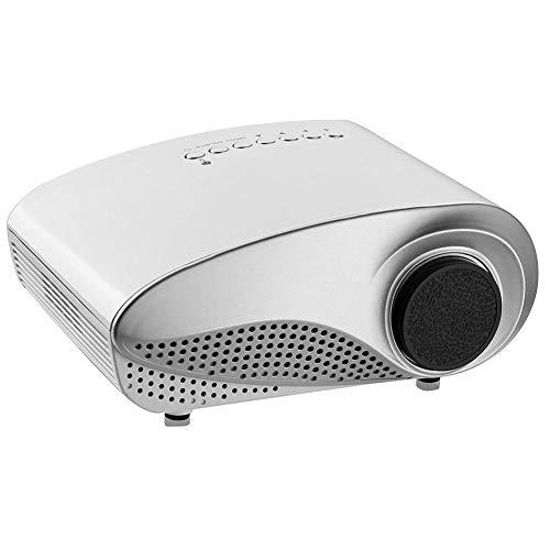 Mini Projektor TFT LCD HD 720P USB HDMI VGA TV Port Home Theater Projektor - Cat5e/6 Mini Extender