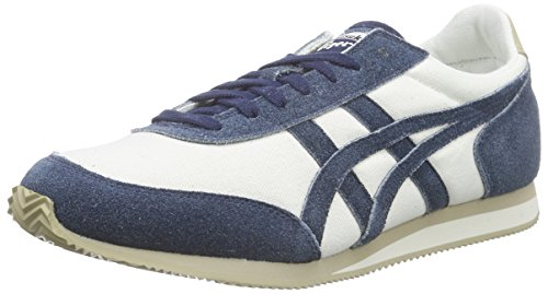 ASICS Sakurada, Baskets Basses Adulte Mixte Blanc (white 0150)