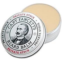 Bálsamo Barba Private Stock Captain Fawcett 60ml