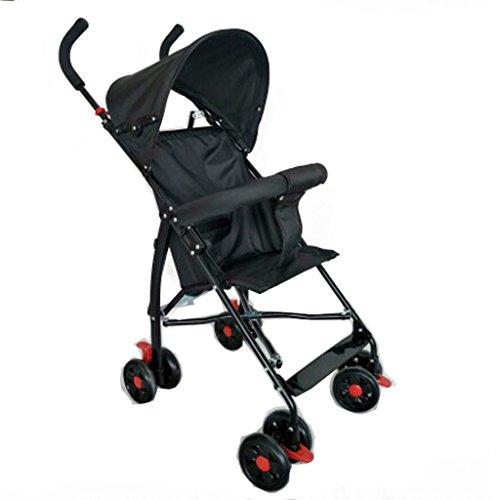 &Baby Kinderwagen Kinderwagen-Kinderwagen-ultra leichter einfacher Regenschirm