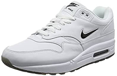 buy online a1c6c 02321 ... NIKE Men s Air Max 1 SC White Black