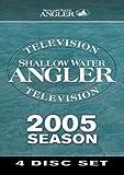 SHALLOW WATER ANGLER TELEVISION 2005 SEASON DVD 4 Disc Set