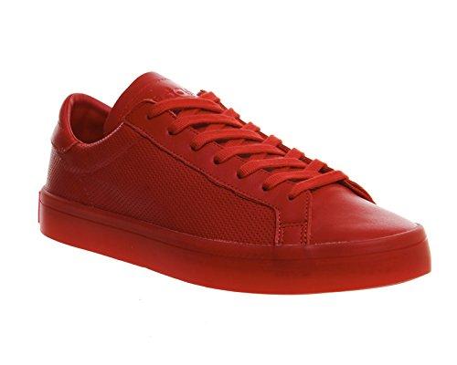 adidas Herren Courtvantage Basketballschuhe Rot