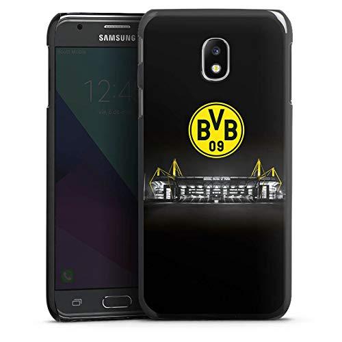 DeinDesign Hülle kompatibel mit Samsung Galaxy J3 (2017) Handyhülle Case BVB Stadion Borussia Dortmund