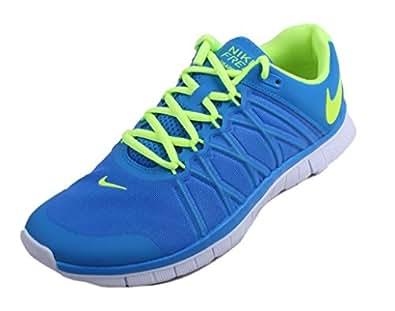 Nike Men's Free Trainer 3.0 Training Shoe Blue Volt White 14 D(M) US