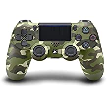 Sony PS4 Dualshock Controller - V2 (Green Cammo)