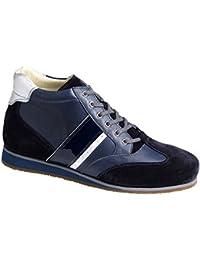 PiedroPiedro Mens Sports Shoes 3580 - Sandalias con cuña hombre , color Negro, talla 41 EU