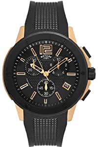 Rotary Gents Strap Watch GS00007-46-19