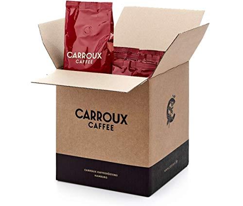 Carroux Caffee Espresso, ganze Bohne (6 x 500g)