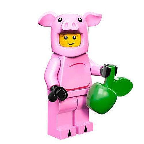 LEGO Minifigur - Serie 12 - Piggy Guy - 71007