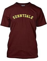 HotScamp Premium Sunnydale Mens T-Shirt