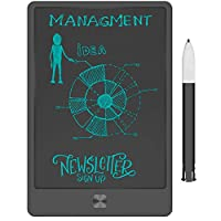 LCD Writing Tablet, Ksera 9 Inch Electronic Writing Doodle Digital Drawing Board, Graphic Drawing Tablet with Lock Key for Kids Adults, Portable Erasable Ewriter for Business Office Home School(Black)