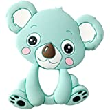 Leoie Baby Cute Cartoon Animal Teether Toys Vivid Color Educational Toy Gifts For Baby Koala Green