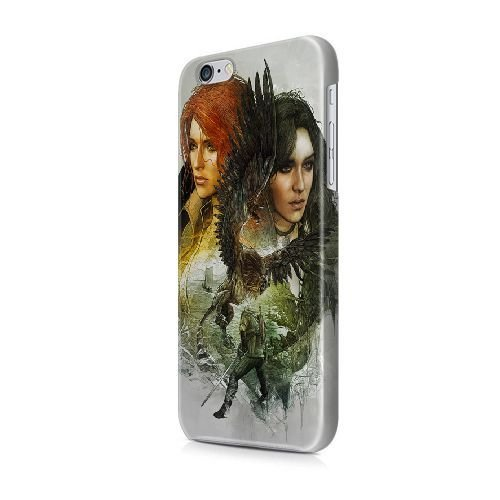 iPhone 6/6S (4.7 pouces) coque, Bretfly Nelson® The Hunger Games la série Plastique Snap-On coque Peau Cover pour iPhone 6/6S (4.7 pouces) KOOHOFD908114 THE WITCHER 3 - 002