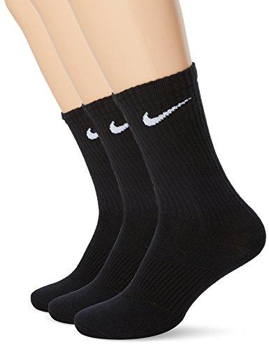 Nike Socken Schwarz 3er Pack PERFORMANCE Black, - Socken Herren Nike