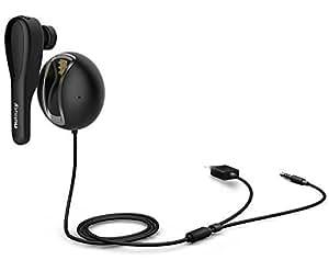 Car Audio Bluetooth Receiver W casque, Nulaxy KM08 Bluetooth 4.0 mains libres Transmetteur adaptateur audio sans fil de 3,5 mm Jack voiture Musique & Partage Parler privée - première technologie mondiale de l'innovation