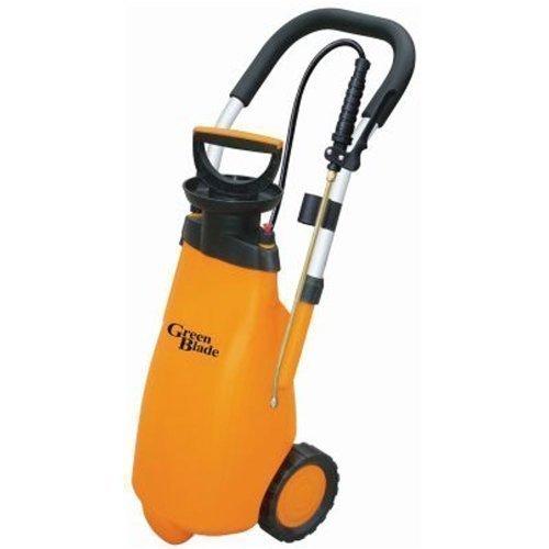 12litros mochila con ruedas limpiador de alta presión Jardín/Auto lavado Impresión spüher