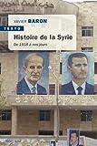 Histoire de la Syrie - De 1918 à nos jours