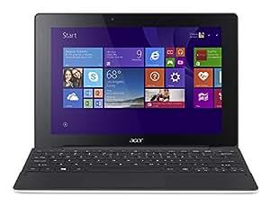 "Acer Aspire Switch 10 E Portatile 2-in-1, Display da 10.1"", Processore Intel Atom Z3735, RAM 2 GB, HDD da 32 GB eMMC, Intel HD Graphics 3D Accelerator, Bianco, Edizione Italia"