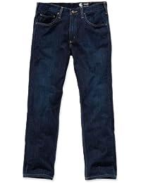 Carhartt 100067 Straight Fit Straight Leg Jeans - Arbeitshose