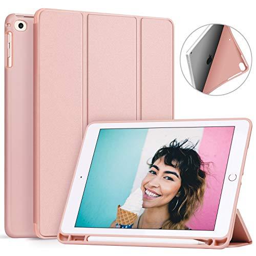 Ztotop Funda iPad 9.7 2017/2018 Soporte Incorporado