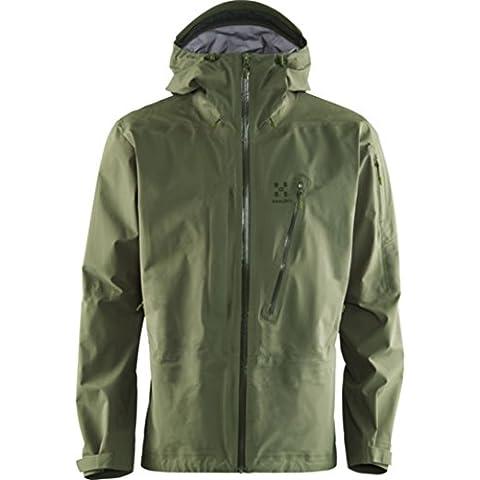 Haglöfs voitas Jacket Men–Cazadora para deportes de invierno, juniper green, medium