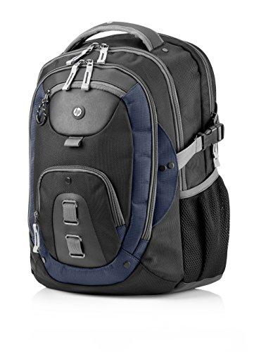 HP Premier (H4R84AA) Rucksack (für Notebooks, Laptops) 39,6 cm (15,6 Zoll) grau/blau