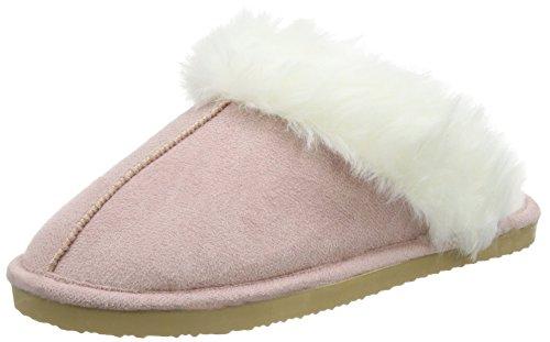 Dunlop Gabrielle, Damen Hausschuhe Rosa (Pink)