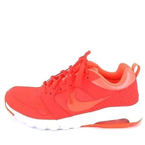 Nike Damen Wmns Air Max Motion Turnschuhe, Orange (Bright Crimson / Brght Mng-White), 37 1/2 EU