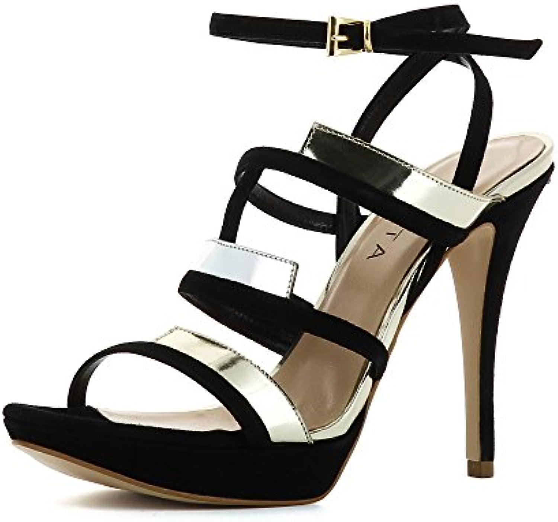Evita Shoes Shoes Shoes  Valeria,  s pour femmeB071XZ4M5MParent | Paris  26f1e2