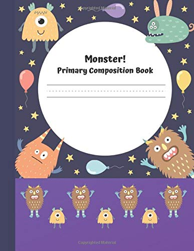 osition Book: Blank dotted handwriting sheets for K-2 ()