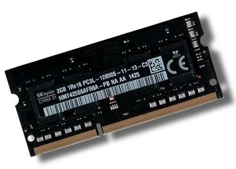 Hynix RAM Speicher 2GB 1600 MHz CL11 SO DIMM 204 pin DDR3L HMT425S6AFR6A-PB
