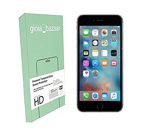 Gioiabazaar High Quality Tempered Glass 0.3 MM Explosion Proof Screen Protector for Apple iPhone 5/iPhone 5S