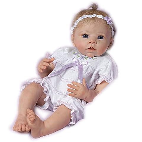Chloes liebevoller Blick – interaktive Babypuppe