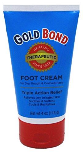 - Gold Bond Foot Cream Triple Action aus den USA