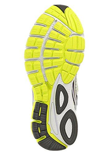 Saucony Ride 7 Women's Scarpe Da Corsa Grigio/giallo al neon