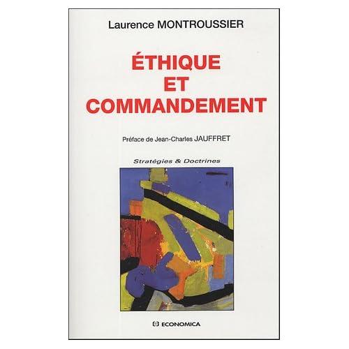 Ethique et commandement