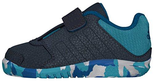 adidas Katnat 3 Ac I, Baskets Basses Mixte Bébé Azul (Onix / Azuvap / Azuuni)