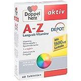 Doppelherz A-Z Depot aktiv Tabletten, 60 St