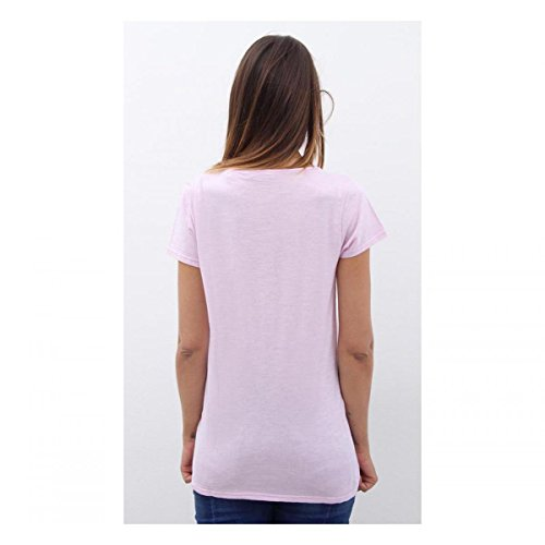 T-shirt femme Fred Perry 31052007 0881 ROSA
