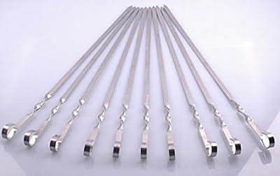 Grillspiess 60cm 10er Set