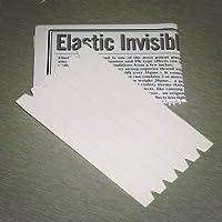 Elastic Invisible Thread Loops - confezione di 5 pezzi - Filo Invisibile - con omaggio esclusivo firmato SOLOMAGIA