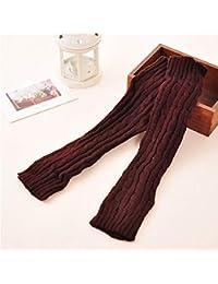YHUJH Home Calcetines cálidos de otoño e Invierno de Las Mujeres Conjunto de Ocho giros Calcetines