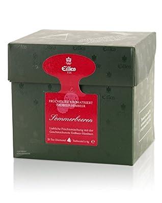 Tea Diamonds Sommerbeeren 20 Pyramidenbeutel von J.J.DARBOVEN bei Gewürze Shop